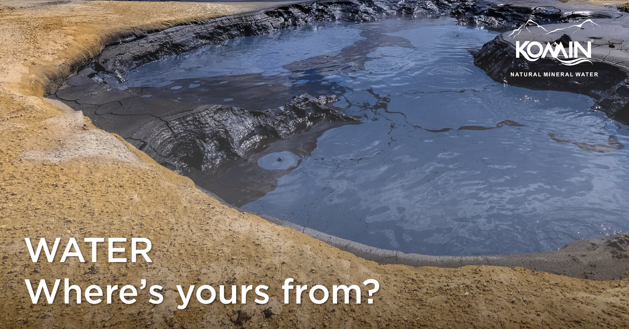 Water: Where's Yours From?